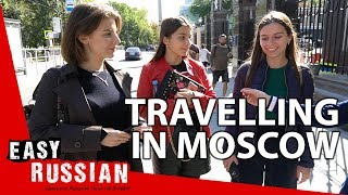 Travelling in Moscow | Easy Russian 35