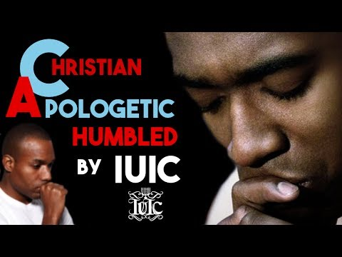 The Israelites: Christian Apologetic Humbled By IUIC!!!!