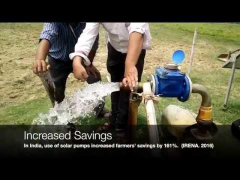 Solar Pumps by ecoprise