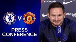 Frank Lampard on Hakim Ziyech's Qualities & What He Can Add | Chelsea v Manchester United