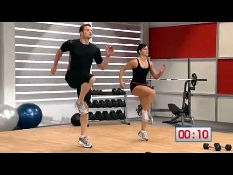 men's health circuit workout  part 1  youtube