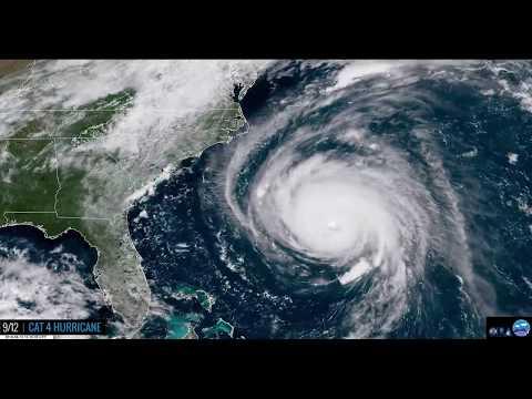 Stunning Satellite Time-lapse