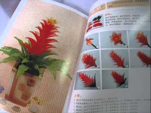Giới thiệu sách làm hoa voan - tập 2.wmv