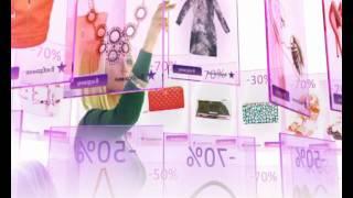 Лера Кудрявцева: «KupiVIP.ru -- шопинг для тебя!» - 30sec
