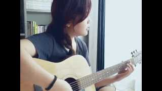 Utada hikaru - first love ( indah felixia cover )