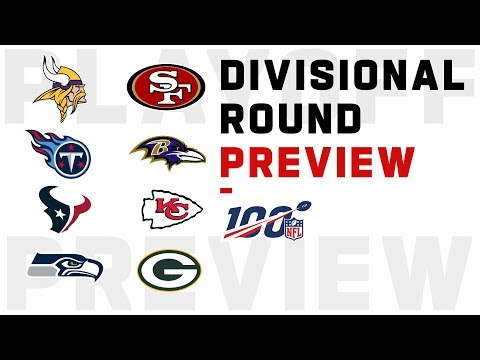 FULL Divisional Round Preview