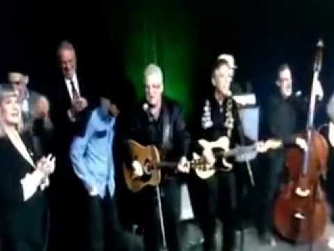 Stompin Tom Tribute March 2013  - Sudbury Saturday Night