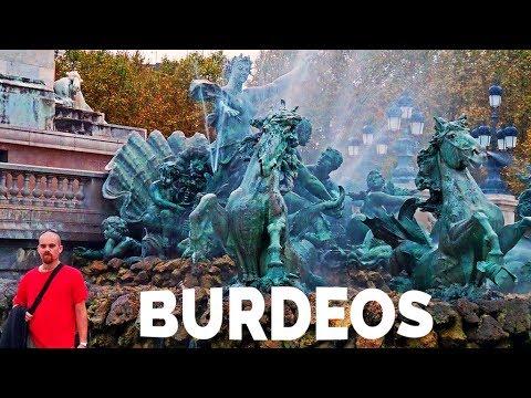 Ver Burdeos en un día de ruta por Francia