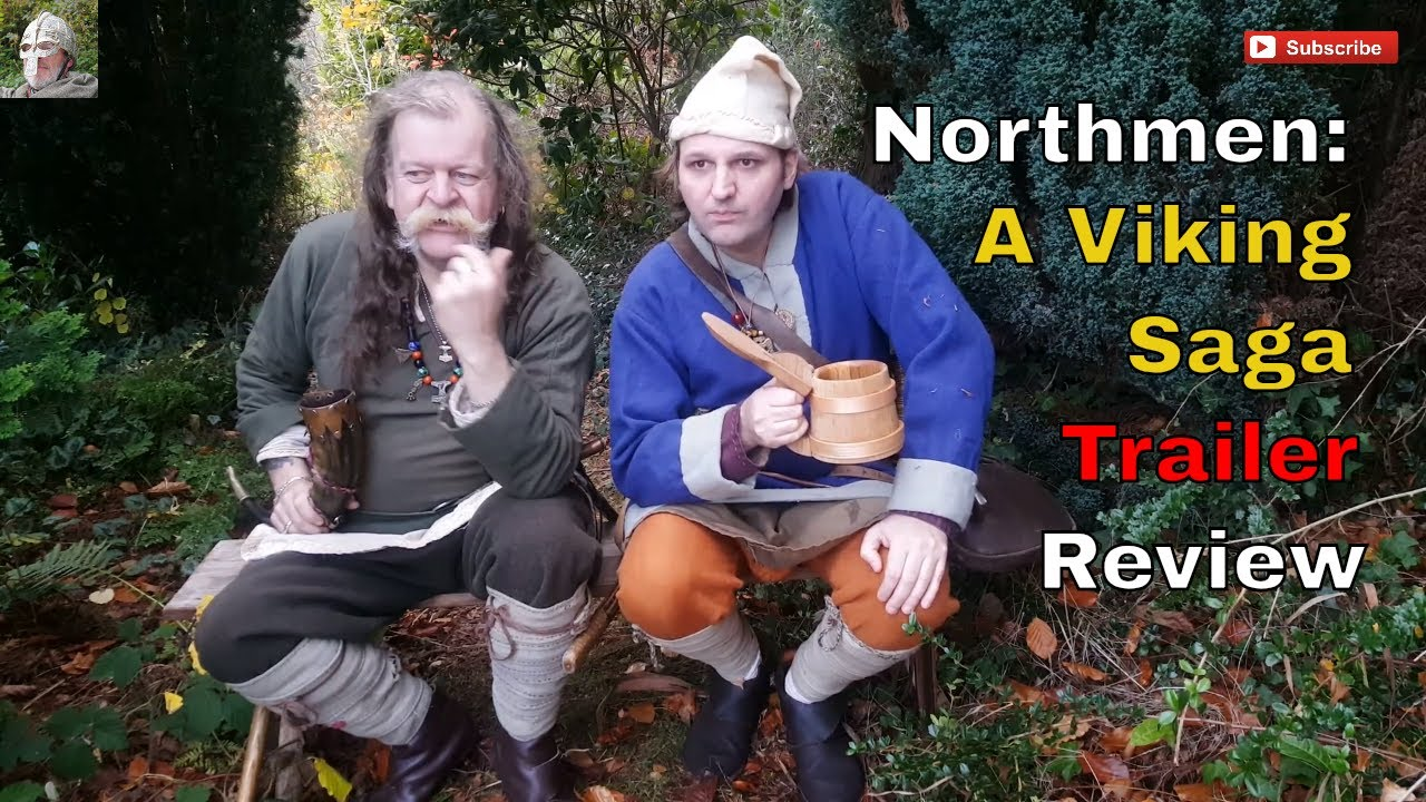 Northmen The Viking Sagas Film Trailer Review