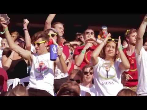 Rez Fest II Football Game Promo