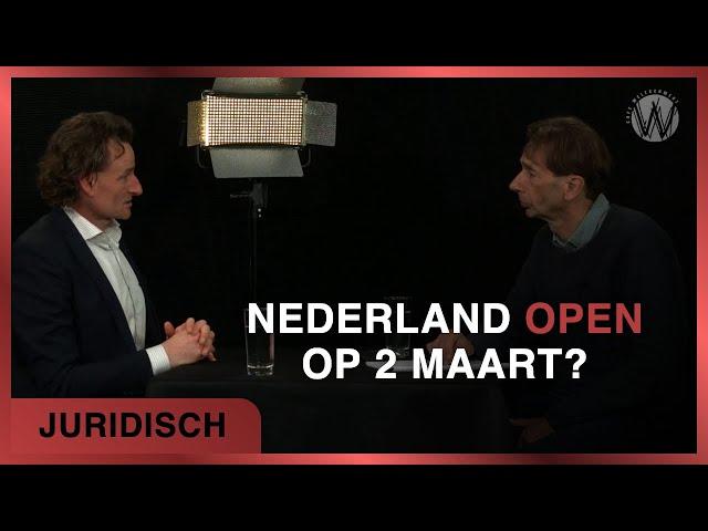 Nederland open op 2 maart? | Karel Beckman met Jeroen Pols