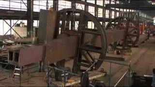 4 World Trade Center Steel Fabrication