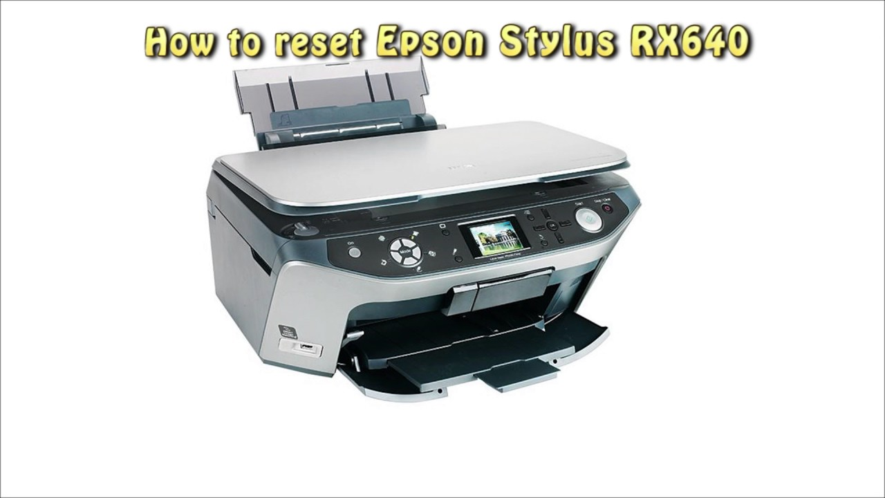 EPSON STYLUS RX640 DRIVER FOR MAC DOWNLOAD
