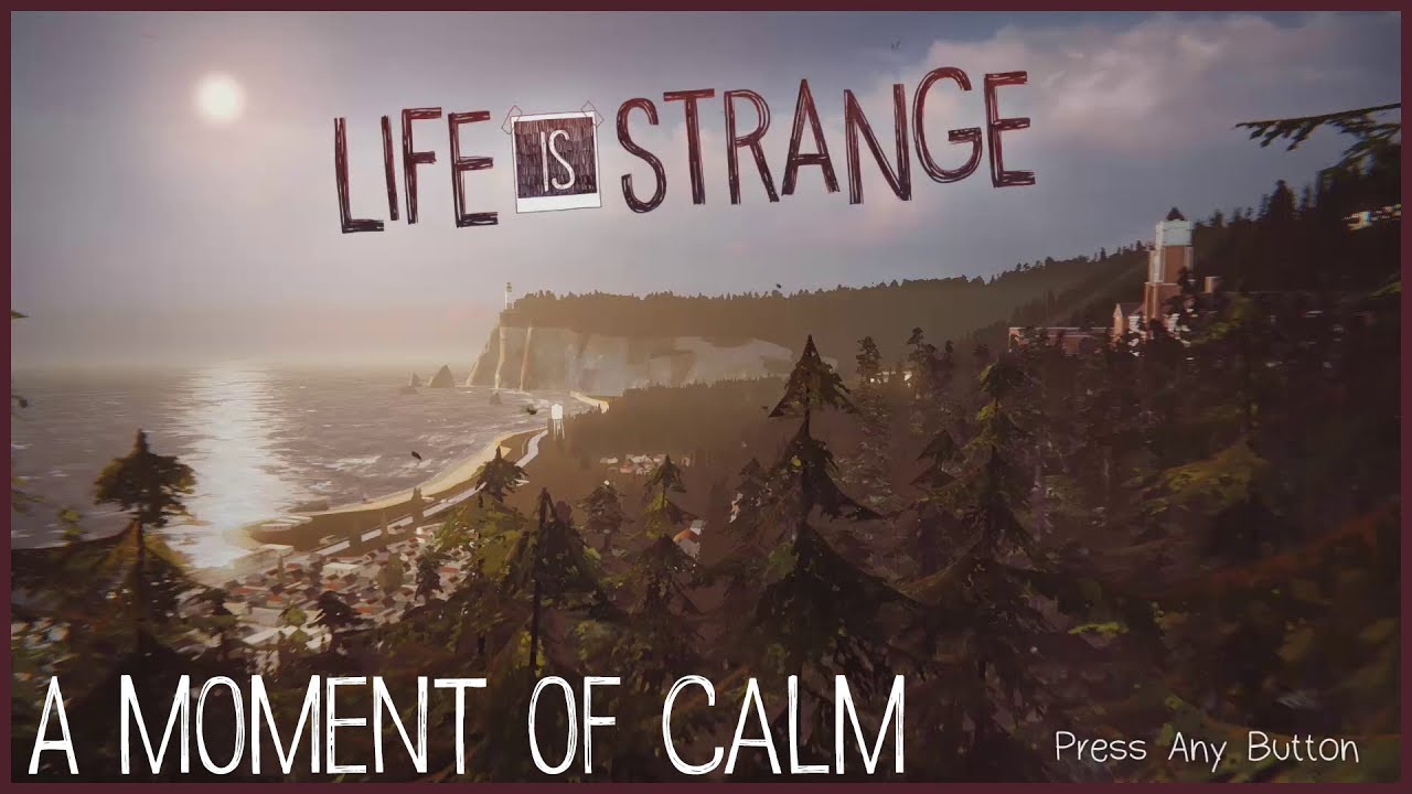 Image result for life is strange menu