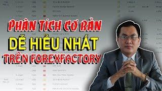 [SƠN FOREX] - Phân Tích Cơ Bản Dễ Hiểu Nhất Trên Forex Factory Dành Cho Người Mới Đầu Tư Forex.