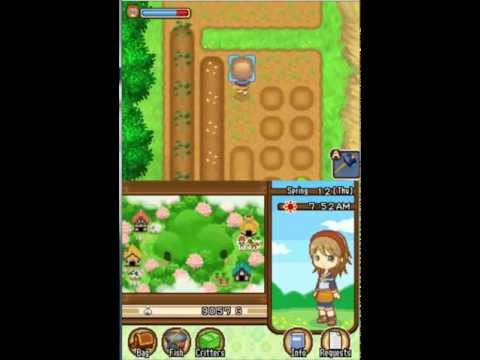 Harvest Moon The Tale Of Two Towns How To Make And Fix Trenches