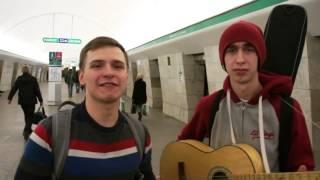 Музыканты в метро 6142