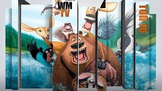 ТОП 10  - лучших мультфильмов 2016 года