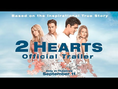 OFFICIAL TRAILER | 2 Hearts | Only in Theaters OCT 16