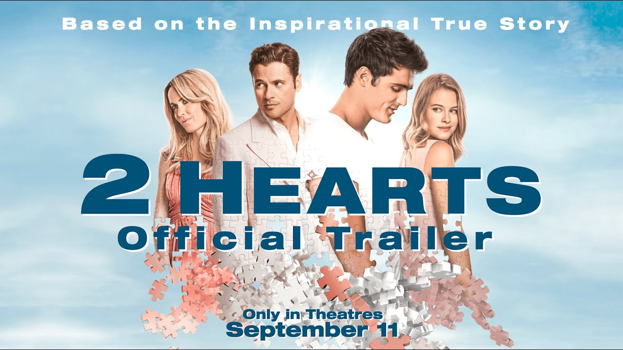 OFFICIAL TRAILER | 2 Hearts | Only in Theaters OCT 16 - YouTube