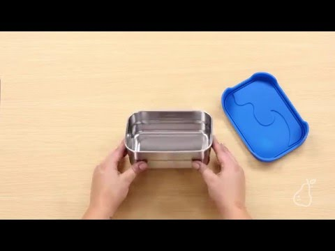 Splash Box - Leak-Proof Lunch Box