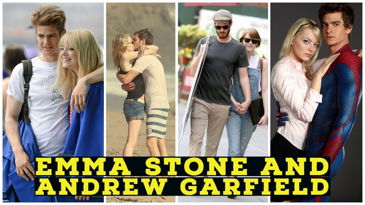 e5a770670cd Emma Stone And Andrew Garfield Relationship - YouTube