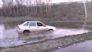 Crazy Russian driver | Поспорил на 1000 рублей