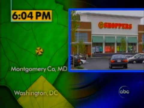 Oct. 10, 2002: Sniper Terrorizes D.C.