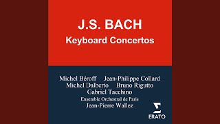 Keyboard Concerto in D BWV1054 (1994 Remastered Version) : II. Adagio e piano sempre