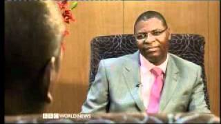 Africa Business Report 2 - South Africa World Cup Zimbabwe Economy Kenya Mobile - BBC