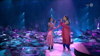 Gambar cover Claudia Emmanuela Santoso & Alice Merton - Goodbye || Winner of The Voice 2019 Finals (Germany)