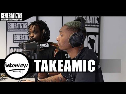 Youtube: Take A Mic – Interview«Avant-Gardiste» (Live des studios de Generations)