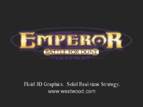Emperor: Battle for Dune (2001) - Official Trailer