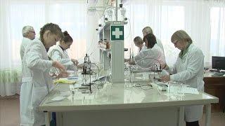 Конкурс  «Лучший по профессии» среди лаборантов химического анализа ЦЛК АО «Саянскхимпласт»