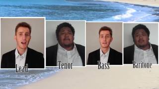 Ebb Tide - Virtual Barbershop Quartet Collab