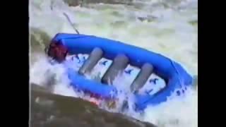 Old School: High Water Arkansas River Rafting 1993