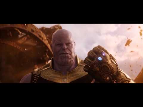 Marvel Story MCU from 2008 to 2018 - Zack Hemsey Vengeance Avengers Infinity War