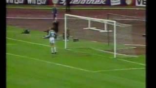 DFB-Pokal 85/86 - FC Schalke 04 vs. Borussia Mönchengladbach