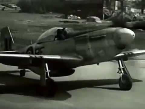 303 Squadron Polish RAF Mustang IV 1945