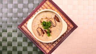 素食料理(蛋奶)-香菇豆腐蒸蛋