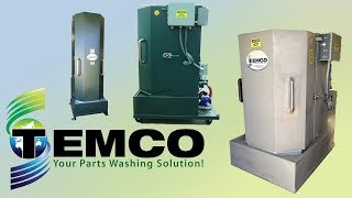 Automotive Parts Washer - Made In The USA - Automotive Parts Washer