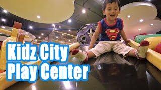 KIDZ CITY PLAYGROUND I PODIUM!