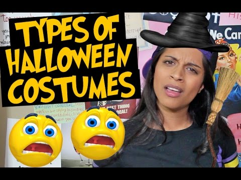 Thumbnail: Types of Halloween Costumes