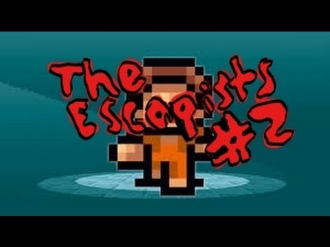 The Escapists #2 (YOU SHALL BE WHIPPED!!!)