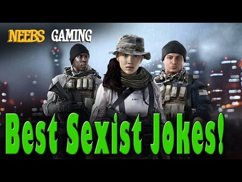 Best Sexist Jokes!