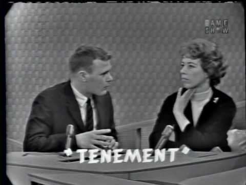 PASSWORD 1962-03-13 Carol Burnett & Darren McGavin