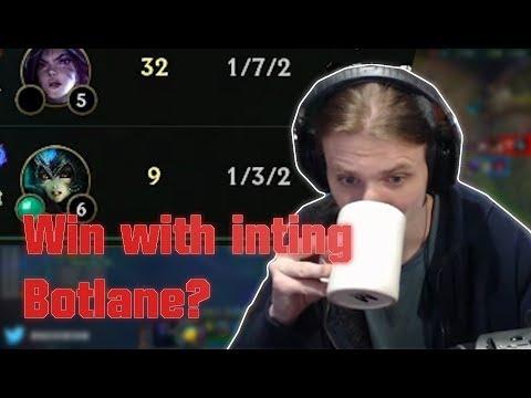 Hashinshin: How to win with INTING BOTLANE as JAX! (Duo Karasmai)