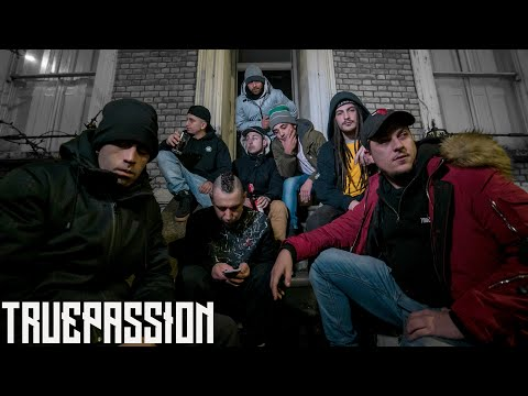 LONDON CYPHER Feat. FUNKYNANO, WISER, SGRAVO, MATTAK, OMEGA, LORD MADNESS (prod. by Dj FASTCUT)