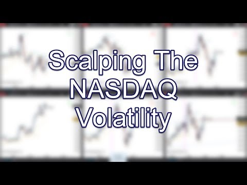Scalping The NASDAQ Volatility; www.SlingshotFutures.com
