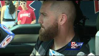 Uncut: Jonny Gomes talks about time with Red Sox